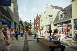 Bury Street Shopping Centre