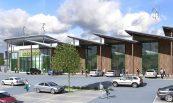 Morrisons Sittingbourne Supermarket Structure Render