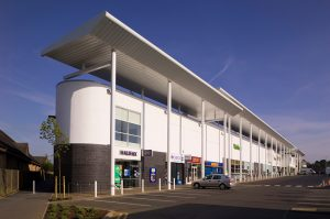 Kingsthorpe Shopping Centre Structural Engineers