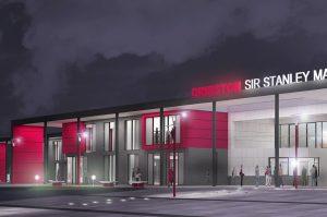 Sir Stanley Matthews Academy Structural Engineers