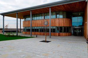 Car Gate Complex Office Development, Wakefield