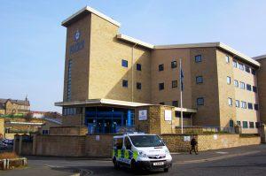 Divisional Police Headquarters, Grantham