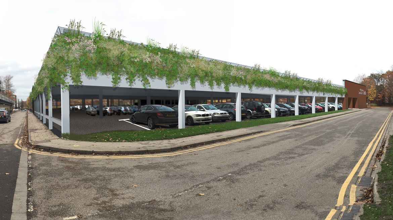 Wilberforce Hull Car Park