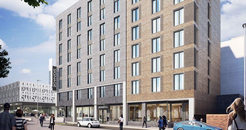 Hotel Development Reading