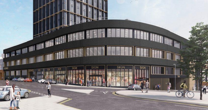 Liverpool Echo Development Existing Building